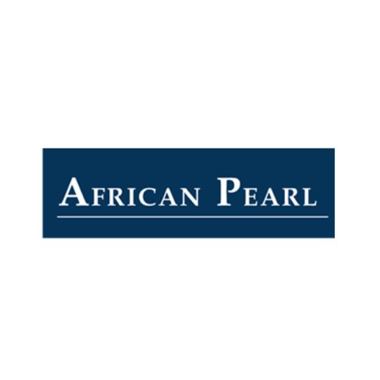 African Pearl logo